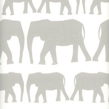 Papel pintado Andrew Martin Nell Taupe