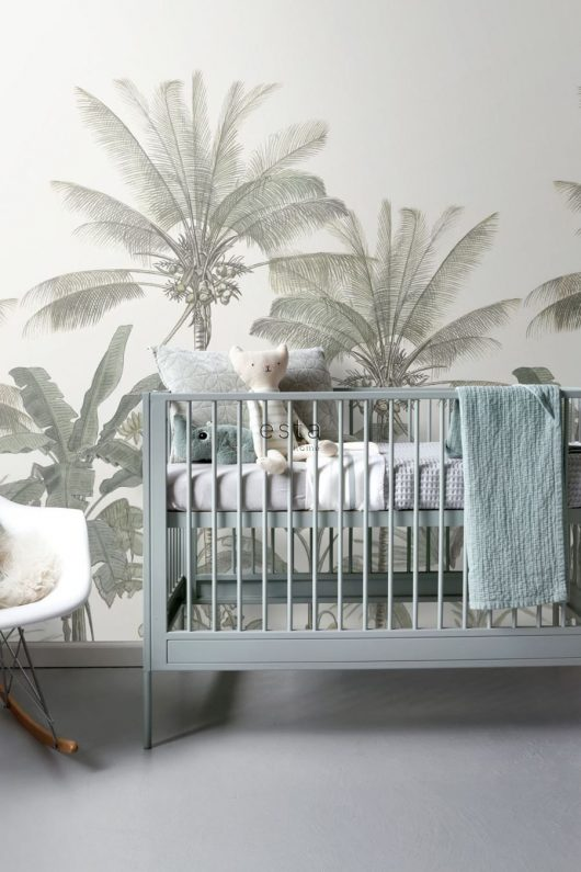 Ambiente Mural Botanical Palm Trees 158947