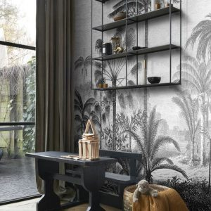 Ambiente Mural Palm trees 158952