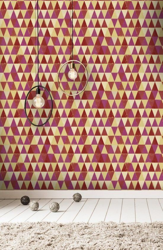 Mind the gap WP20006 - Circus Pattern ambiente
