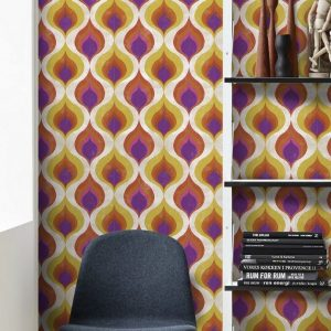 Mind the gap WP20007 - Ottoman Pattern ambiente