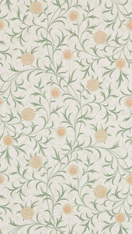 Papel decorativo scroll thyme 216831