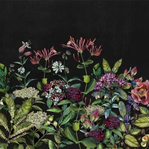 mural wild floral 9500400