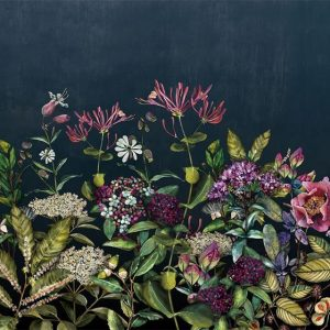 mural wild floral 9500401
