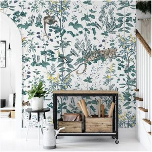 Ambiente mural wild story dom307