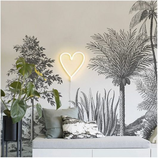 aloes grey 530x530 - BEST OF MURAL ALOES LES DOMINOTIERS. 2 COLORES