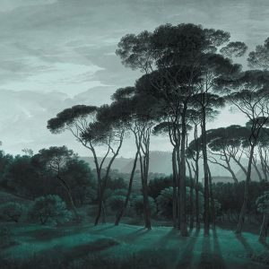 Mural Pine trees Dom 1510