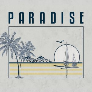 Mural Paradise Cold 8500121