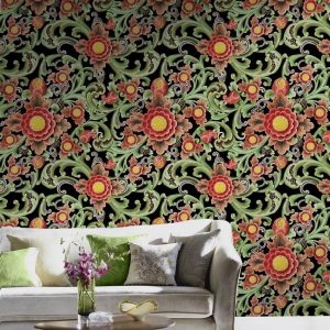 Ambiente Papel pintado FLORAL PAINTING WP20251