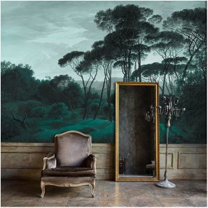 Ambiente Mural Pine trees Dom 1510