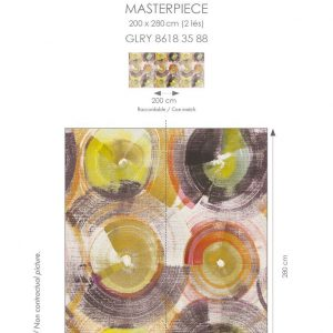 rapport 8618 T1617093679085 300x300 - MURAL GALLERY MASTERPIECE 2MX2.80M