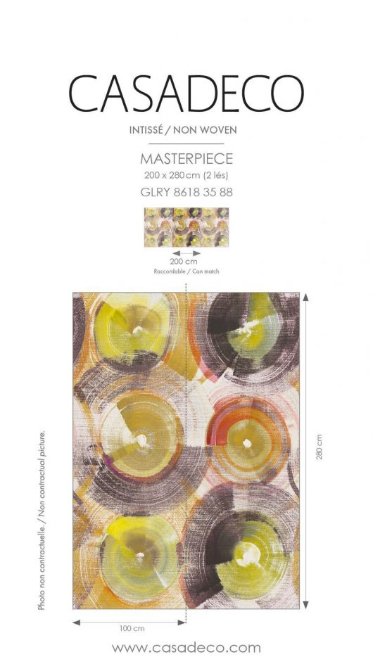 rapport 8618 T1617093679085 530x954 - MURAL GALLERY MASTERPIECE 2MX2.80M