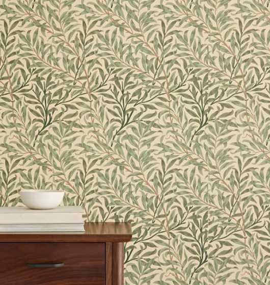 Ambiente papel pintado willow boughs 216866