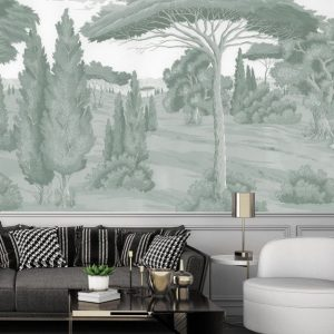 Ambiente mural sovana green dom514
