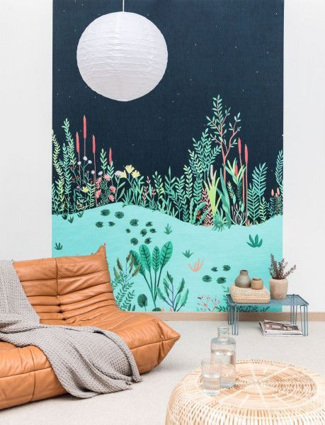 Mural Wait and Sea 1028267777