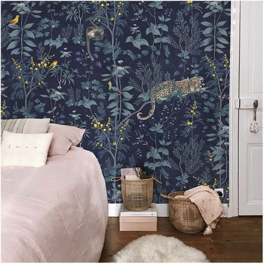 Ambiente mural wild story dom307/1